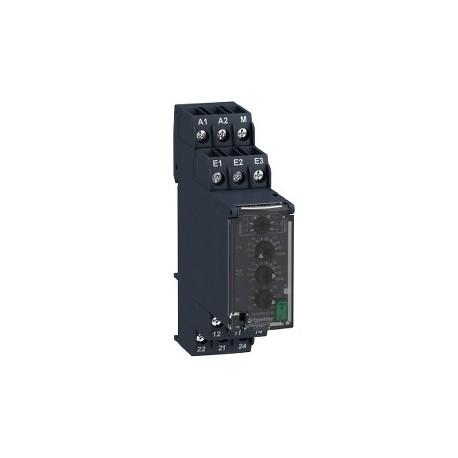 Current control relay 4mA…1A, 2 C/O
