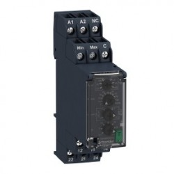 Level control relay RM22-L - 380..415 V AC - 2 C/O