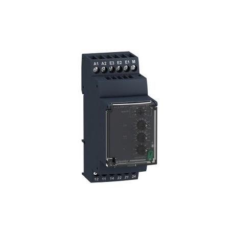 Current control relay 0.15A…15A, 2 C/O