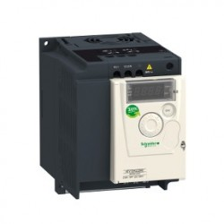 Variable speed drive ATV12 - 2.2kW - 3hp - 200..240V - 1ph - with heat sink