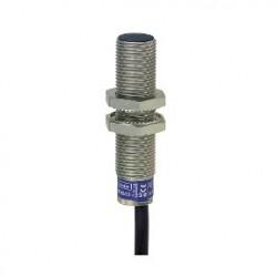 Inductive sensor XS6 M12 - L53mm - brass, 1NO, Sn4mm - 12..48VDC - cable 2m