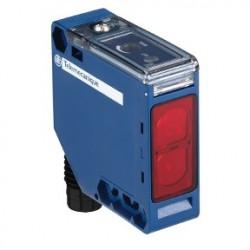 Photo electric sensor - XUK - mult, 1 NO or 1 NC programmable, Sn 0..30m - 12..24VDC - M12