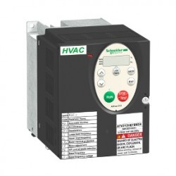 Variable speed drive ATV212 - 0.75kW - 1hp - 480V - 3ph - EMC - IP21