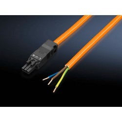 SZ Connection cable, for power supply, 3-pole, 100-240 V, L: 3000 mm