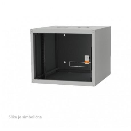 EvoLine wall mounted IT enclosure 16U, 805x600x450 mm