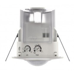 Motion detector Luxa 103-100 C DE WH, 360 degrees, ceiling installation