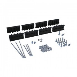 CABS Module Kit with Neutral, 1–3 Busbars per Phase, 30–120 mm Busbar Width, 10 mm Busbar Thickness