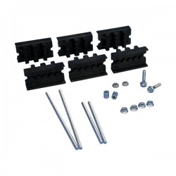 CABS Module Kit, 1–2 Busbars per Phase, 30–120 mm Busbar Width, 10 mm Busbar Thickness, 75 mm