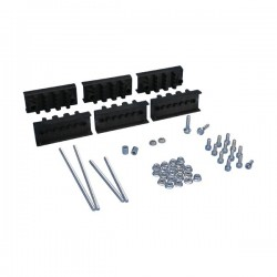 CABS Module Kit, 1–3 Busbars per Phase, 30–120 mm Busbar Width, 10 mm Busbar Thickness, 100 mm