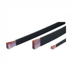 ERIFLEX Flexibar, Standard, 400 A, 2m, strip x width: 4x24 mm