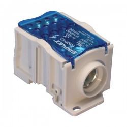 Blok distribucijski, 1P, 400A, dolaz: 1 x 95…185mm2, odlazi: 12 x 2,5…10mm2, tip UD400112CU