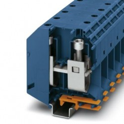 High-current terminal block, 1000 V, 309 A, screw connection, No. of connections: 2, No. of positions: 1, cross section: 35 mm2
