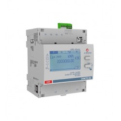 Active energy meter, multifunction, indirect, RS485 communication, protocol JBUS/MODBUS