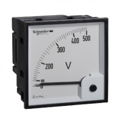 Ammeter dial Power Logic, 1.3 In, ratio 100..5A