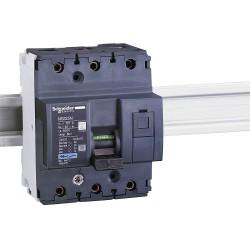Miniature Circuit Breaker NG125 25kA,3P, 40A, C curve code