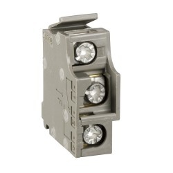 Standard auxiliary contact, circuit breaker status OF-SD-SDE-SDV, 1 single contact
