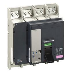 Circuit breaker Compact NS630bN, 4P, 630A, Micrologic 2.0