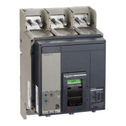 Circuit breaker Compact NS800N, 3P, 800A, Micrologic 2.0
