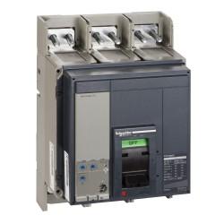 Circuit breaker Compact NS1000N, 3P, 1000A, Micrologic 2.0