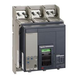 Circuit breaker Compact NS1250N, 3P, 1250A, Micrologic 2.0