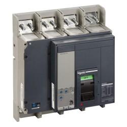 Circuit breaker Compact NS1250N, 4P, 1250A, Micrologic 2.0