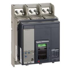 Circuit breaker Compact NS1600N, 3P, 1600A, Micrologic 2.0