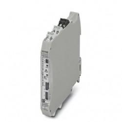 Signal conditioner, 3-way, 24-230 AC,DC, screw connection, MACX MCR-UI-UI-UP-NC