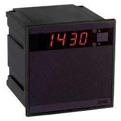 Current/voltage digital meter, 96x96 mm