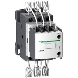 Contactor TeSys LC1-DF, 12.5 kVAr, coil 230 V AC