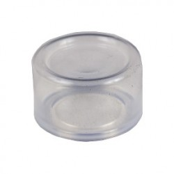 Prozirna navlaka za okruglo istaknuto tipkalo fi: 22