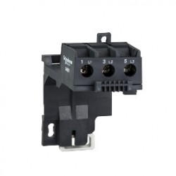 EasyPact TVS, terminal block, LRE01…E35