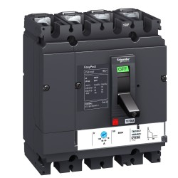 Circuit breaker Compact CVS100B, 4p, 25kA, 40A, TMD trip unit