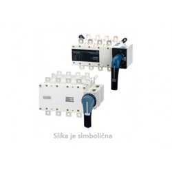 Switch disconnector SIRCOVER, 3P, 1000A, B6