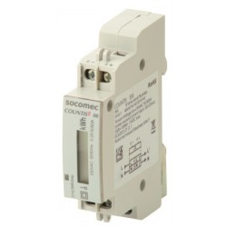 Electrical energy meter COUNTIS E00, direct, 1 phase, 32A