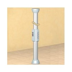 Column DLP 4 compartments to be equipped, height 2.7 m, aluminium