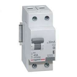 Residual current circuit breakeR ID K, RX3, 2P, 40A, 30 mA, AC type