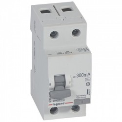 Residual current circuit breakeR ID K, RX3, 2P, 40A, 300 mA, AC type