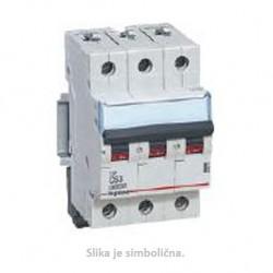 Miniature Circuit Breaker, 6kA,1P, 13A, B curve code