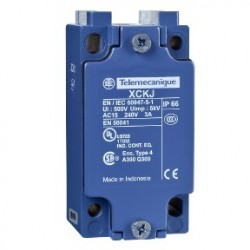 Limit switch body ZCKJ - fixed - w/o display - 1NC+1NO - snap action - Pg13