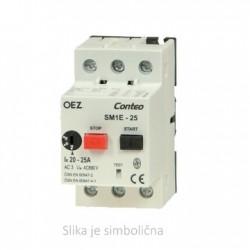 Motor circuit breaker 2,5-4A