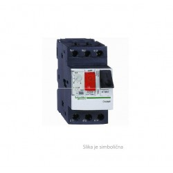 Motor circuit breaker 0,63-1A