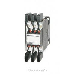 Switching contactor, 3P, 25kVAr, 0NO+0NC, 230V AC, 50Hz