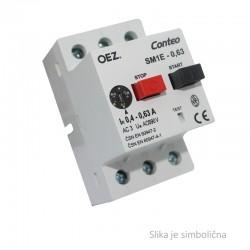 Motorski zaštitni prekidač 6,3-10A