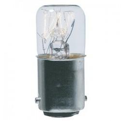Lamp Ba15d, 240 V AC, 5 W