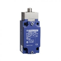 Limit switch XCKJ - metal end plunger - 1NC+1NO - snap action - Pg13