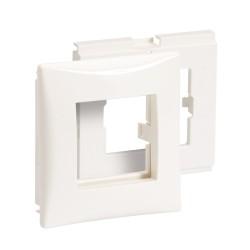 Adapter za instalacijske kanale, 1 x 45x45 mm