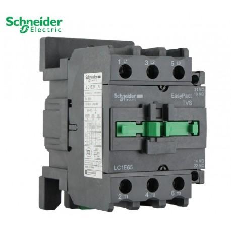 Motor contactor 3P TVS 30kW AC3 230VAC