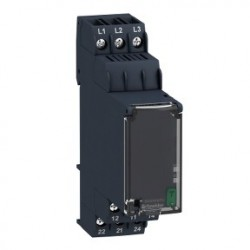 Three-Phase control relay 183…528Vac, 2 C/O