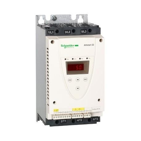 Soft starter -  control 220V power 230V (11kW)/400...440V (22kW)