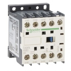TeSys K control relay - 4 NO - max 690 V - 24 V DC standard coil.